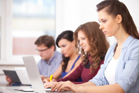 Graduate employment tests